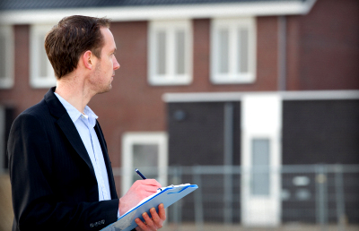 Inspector Viewing Notes Property