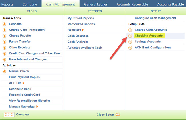 Accounts Payable: Setting up ACH with Intacct | CLA (CliftonLarsonAllen)