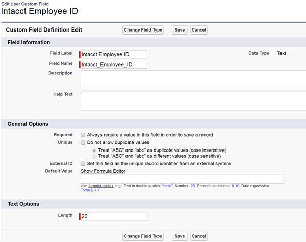 Customizing your Intacct SalesForce Max Integration | CLA