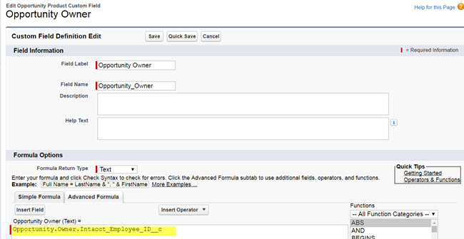 Customizing your Intacct SalesForce Max Integration | CLA